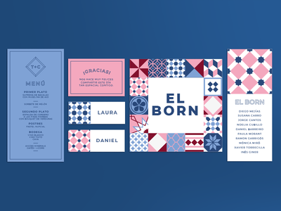 Wedding Stationery - Barcelona Collection