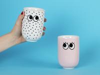 Googly Eyes Mugs