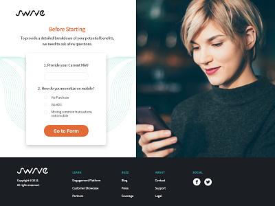 Swrve - ROI Calculator swrve