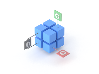 WorkOS Icons: Directory Sync workos directory sync sync directory render icon 3d