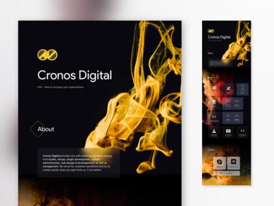 Thread Design for Cronos Digital