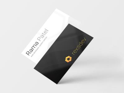 Business Card for rexsdev
