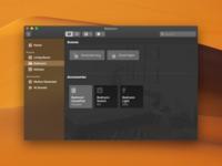 macOS Home Native App