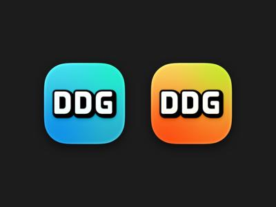 DDG Icon