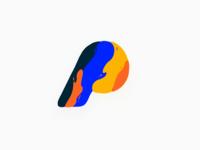 Stylized pwign Logo