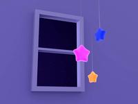 Art Direction: Starry Night Sky
