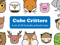 Cube Critters Cover
