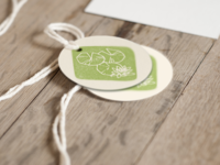 Lily Pond Labels