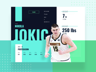 Nba player review - Nikola Jokic