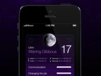 Moon Days App