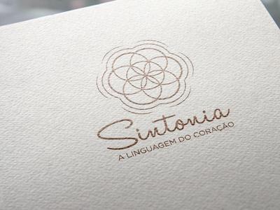LOGOTIPO ♡ Sintonia typography desinger logotype logo logodesign design