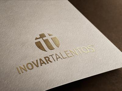 LOGOTIPO ♡ Inovar Talentos brasil brandingdesign illustration desinger estampadonna brazil logotype logodesign logo design