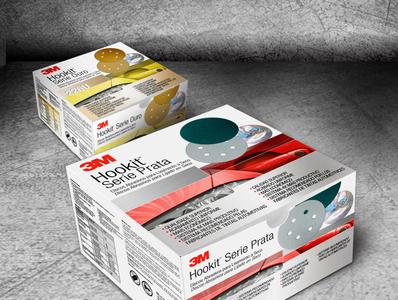 EMBALAGEM ♡ Hookit Series 3M brasil packaging design brazil artist illustration art desinger estampadonna