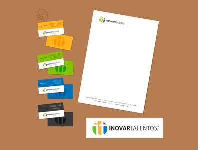 PAPELARIA ♡ Inovar Talentos packaging brandingdesign designer branding illustration artist brasil estampadonna brazil desinger design