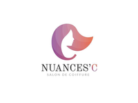 Logo Nuances'C - Hair Salon