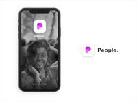 People. - Loading app - Morphing