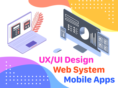 Computers for Creating Web & Mobile Apps webdevelopment appdevelopment uiux malaysia mobile web