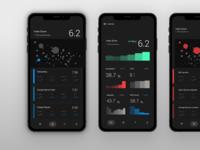 Journey Tracker Mobile Design
