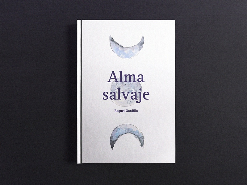 Alma Salvaje Book illustration grid system layout book design book tipography graphic design editorial design art direction