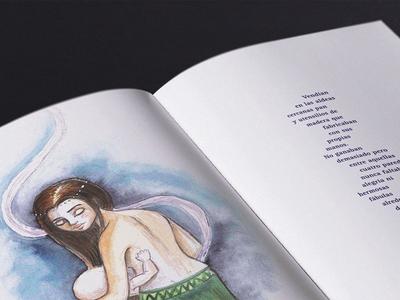 Alma Salvaje Book illustration grid system layout book design book tipography graphic design editorial design art direction