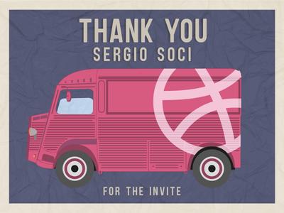 Thank you Sergio Soci