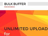 Bulk Buffer for Business