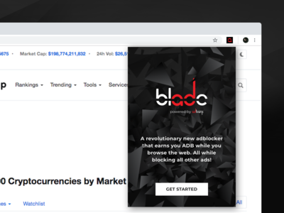 Blade Browser Extension