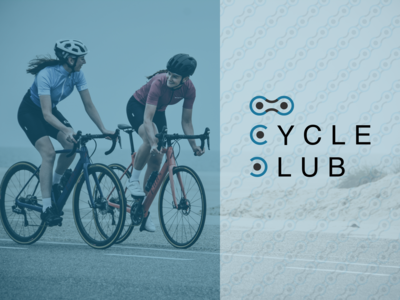 Cycle Club Branding