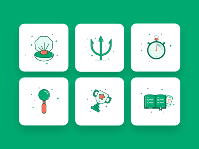 Digital Platform - Icon Design