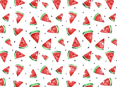 Watermelon pattern