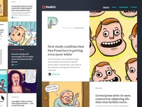 Pando Website