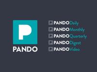 Pando Logo - Sub-brands