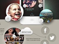Boothlet Homepage