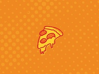Pump Pizza Icon
