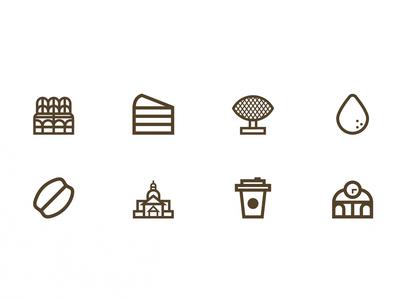 Chiffon Express Icons