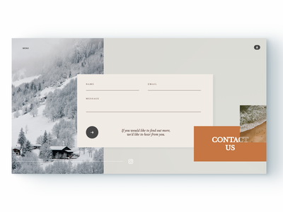 Contact Page for Ecommerce web green figma grey ux contact form contact website design uxd webdesign website ui minimal digital design