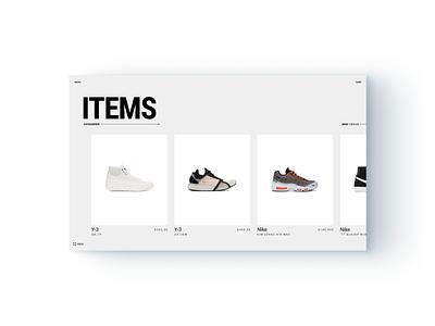 Store Design UI Template ui kit template ux design ecommerce shop uxdesign minimalist sketch adobe ecommerce uiux website design web design figma website brand ui minimal digital ux design