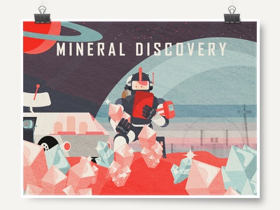 Mineral Discovery space