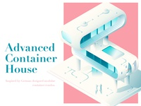 Advanced Container House