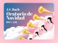 Christmas Oratorio Card
