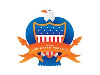 Logo design for a local politician