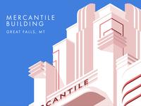 Mercantile Building - Great Falls, MT