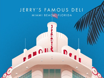 Jerry's Famous Deli - Miami Beach, FL