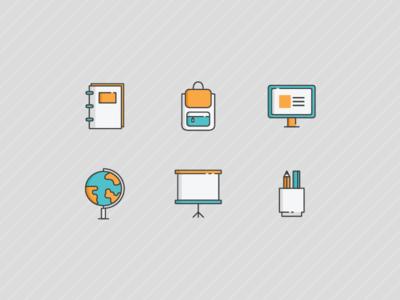ICON | Education Icon