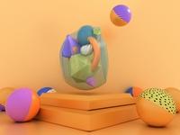 Plastic 3D