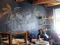 Citi Roast Coffee Mural