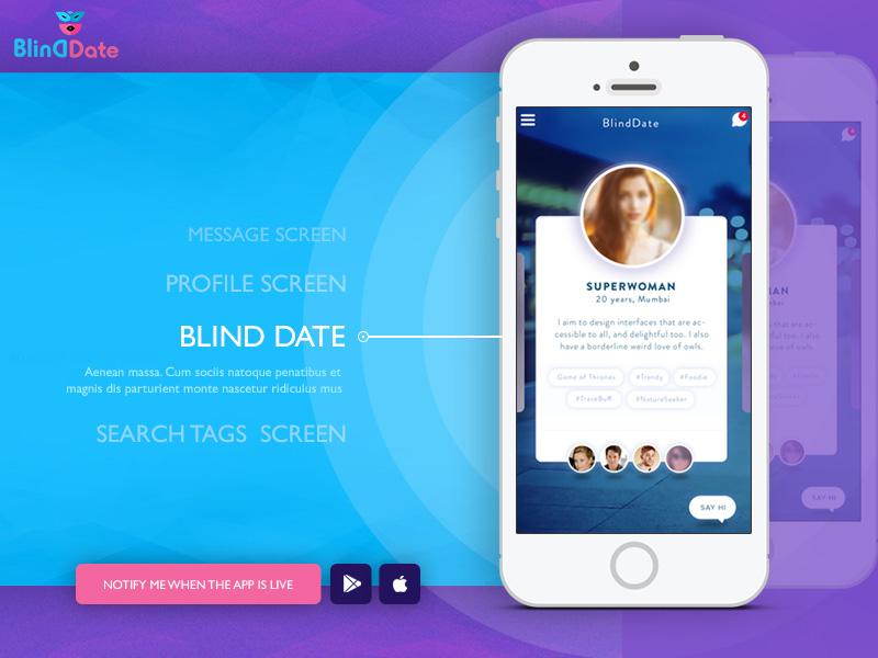 Blinda dating app