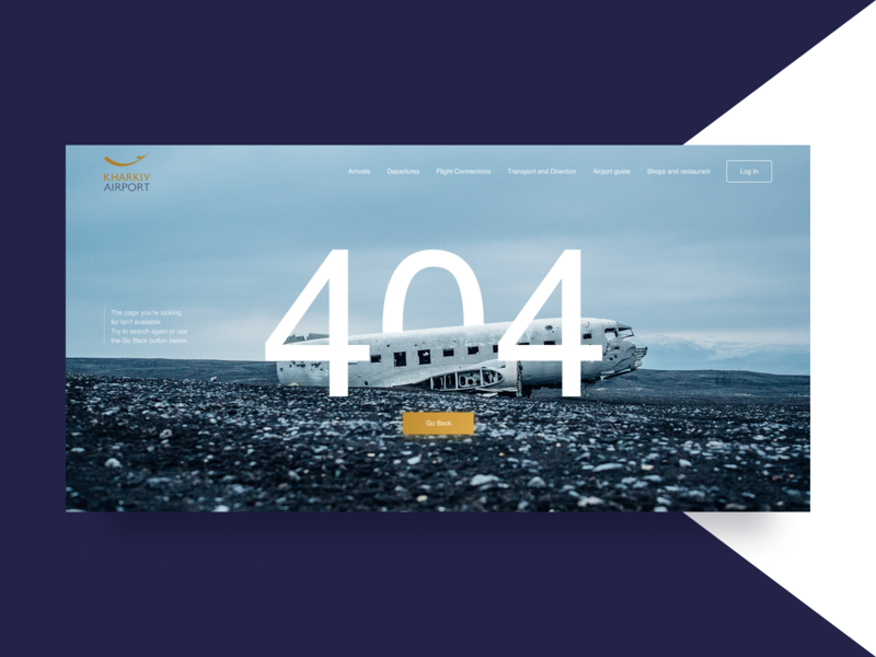 Page 404 sky blue skyblue sky webdesigner webdesign website web ui 404 error page 404 error 404 page 404 beige airplane blue design dailyui daily challange ankapit