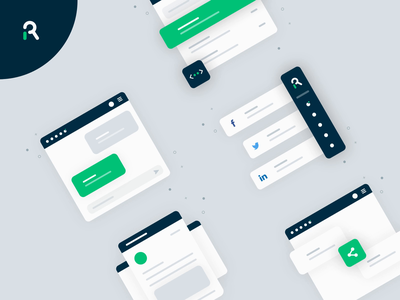 Recruitify Features dark mode dark background dark light features animation motion motion design illustration landing page landing web ux ui
