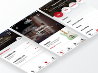 Guitar Center iOS App Concept